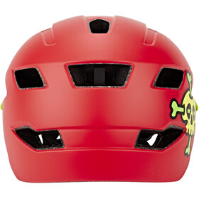 Bell Sidetrack casco per bici Bambino rosso